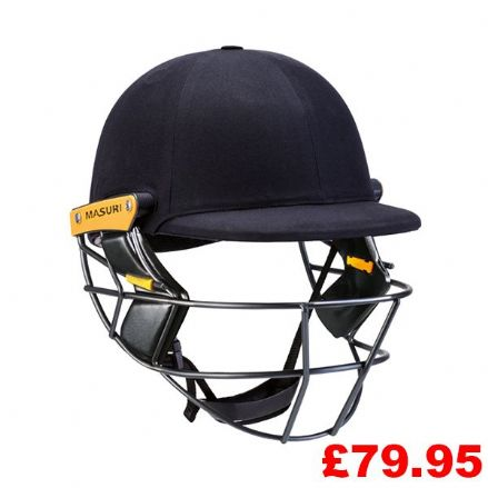 Masuri Original Series Mk II Test Steel Cricket Helmet
